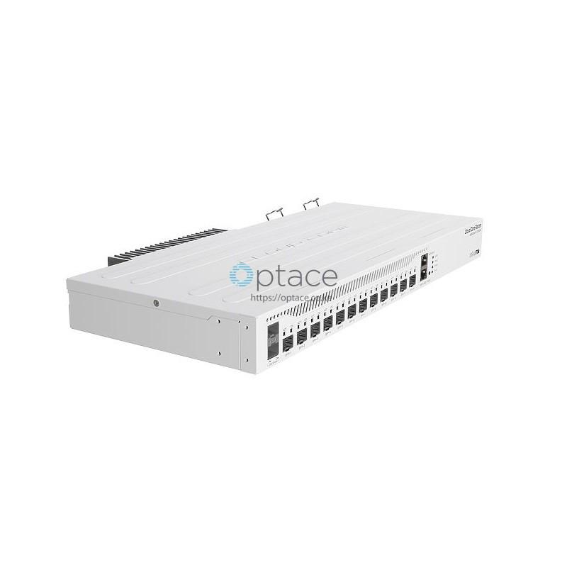 MikroTik CCR2004-1G-12S+2XS Cloud Core Router