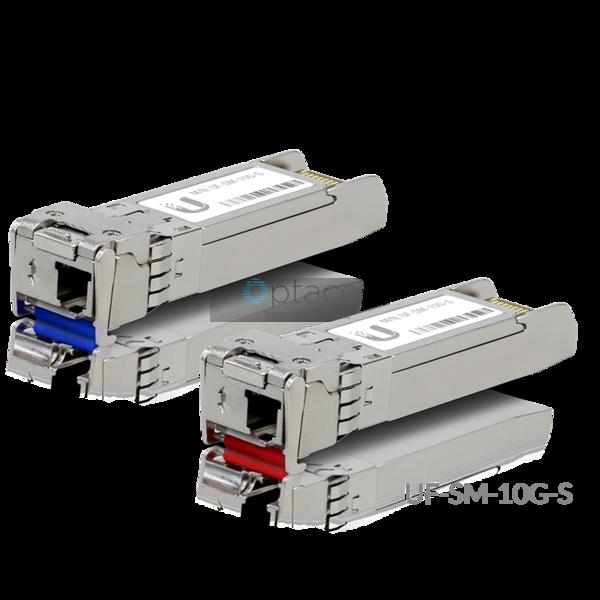Ubiquiti Networks UF-SM-10G-S (BiDi, Pair)