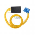Optace Fiber Splitter -1:16, SC/UPC, ABS Box
