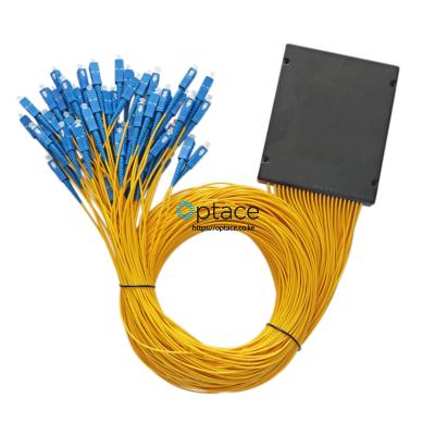 Optace Fiber Splitter -1:64, SC/UPC, ABS Box